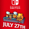 Overcooked: Special Edition will be launching on the 27th of July