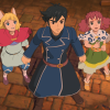 Ni no Kuni II: Revenant Kingdom Gamescom 2017 trailer