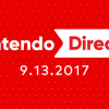 Switch and 3DS-focused Nintendo Direct set for September 13