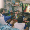 Japanese 'The PS4 Between Us' concept movie