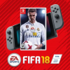 FIFA 18 Switch Player Notices Glitch Showing Players With No Faces