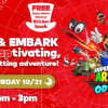 Play Super Mario Odyssey at Best Buy on 10/21